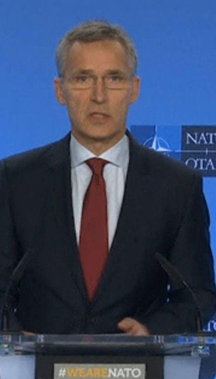 НАТО допомагатиме Україні визволяти захоплених моряків та кораблі