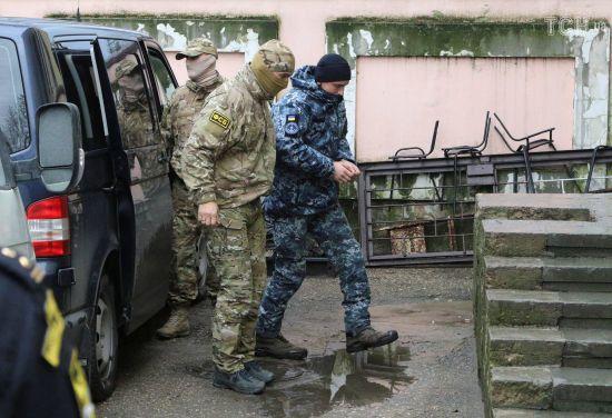 """Моряк буксиру """"Яни Капу"""" заявив росіянам, що він військовополонений"""