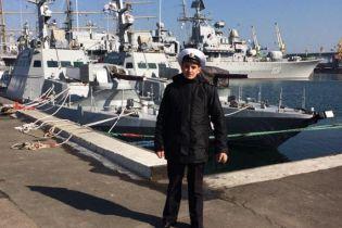 Судьба пленных: 24-летний моряк вышел из Крыма во время аннексии и снова стал заложником полуострова
