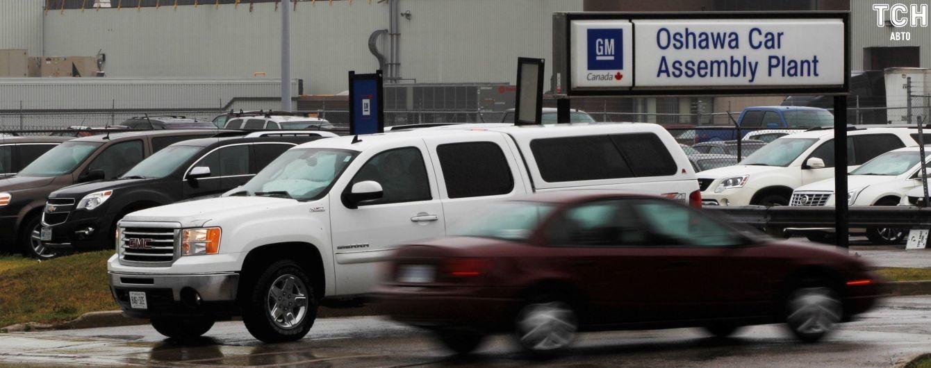 Концерну General Motors загрожує відкликання майже 3 млн позашляховиків