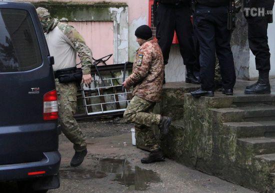 Денісова назвала дати візитів українських консулів до полонених моряків
