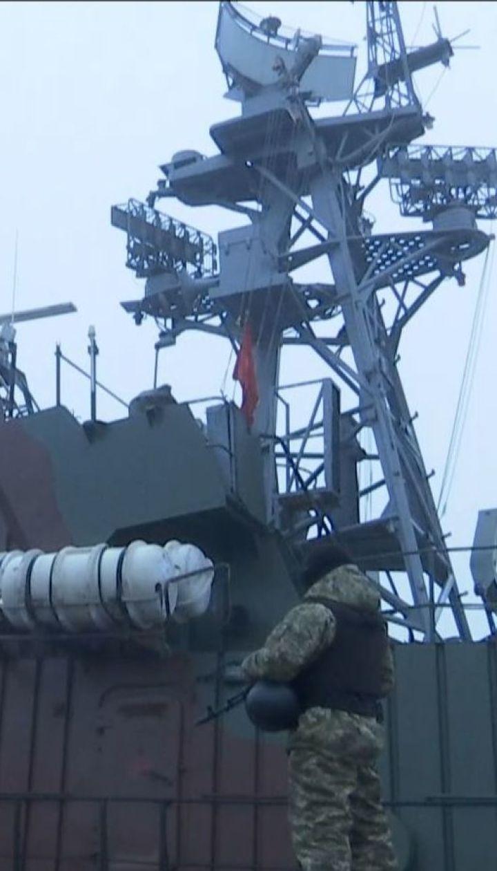 Мариупольские пограничники вывели в море все катера и корабли береговой охраны