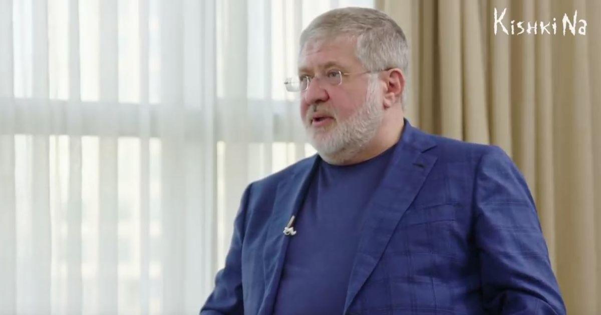 """Коломойский об отношениях с Зеленским: """"Больше я его марионетка, чем он моя"""""""