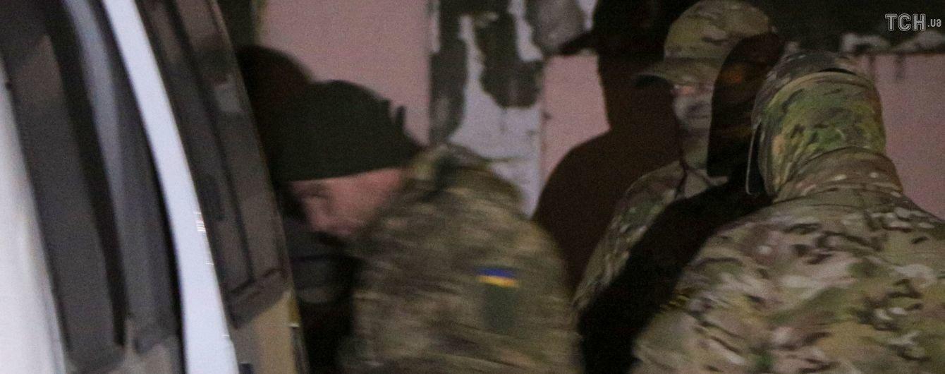 Омбудсмен Денисова требует от Москвы объяснить, где сейчас находятся пленные украинские моряки