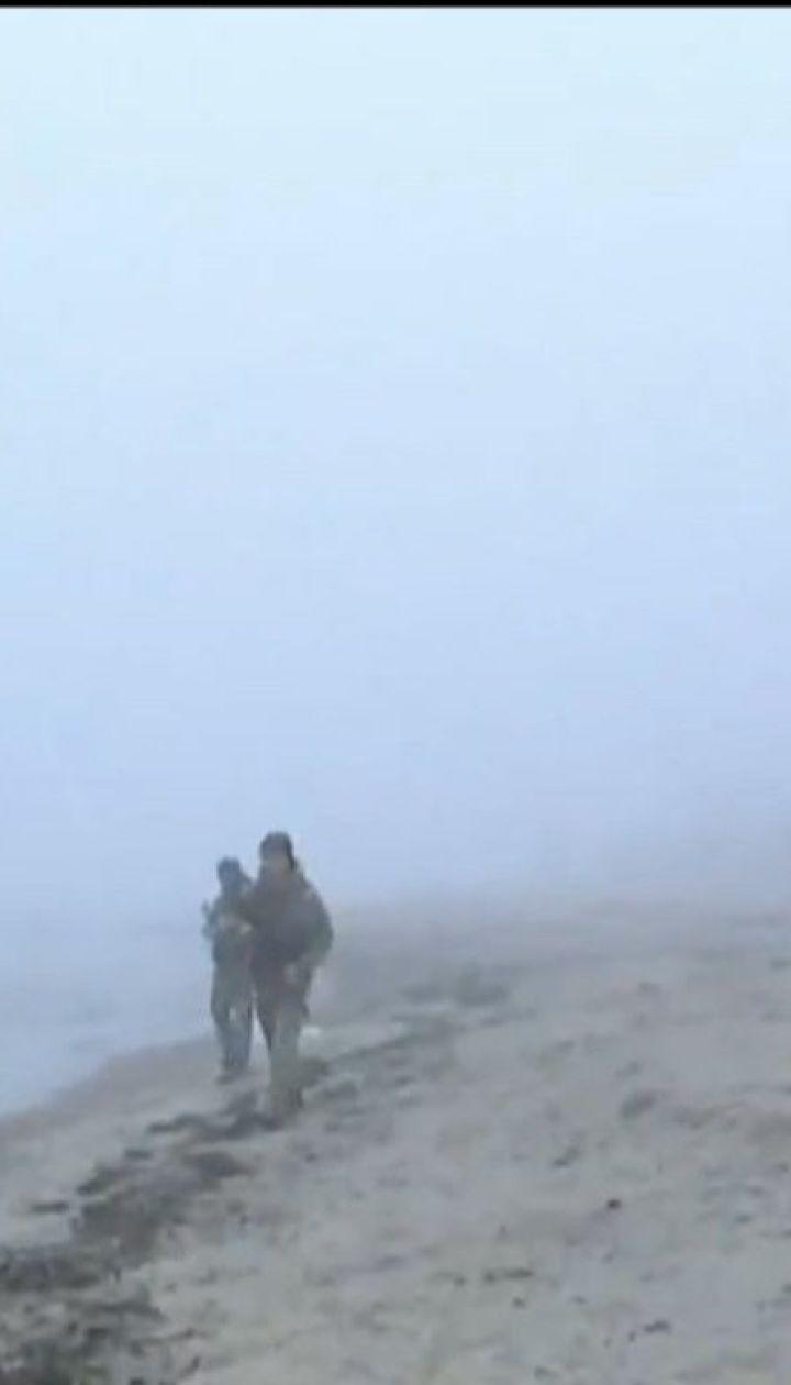 У Бердянську та Маріуполі посилили патрулі прикордонників
