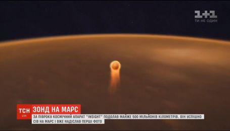 Зонд NASA пытается отыскать возможные следы жизни на Марсе