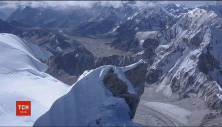 Австрієць Давид Лама став першим альпіністом, який підкорив гімалайську вершину Лунаг Рі