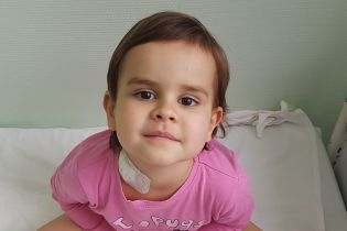 В срочной помощи нуждается 4-летняя Валерия, чтобы одолеть лейкоз