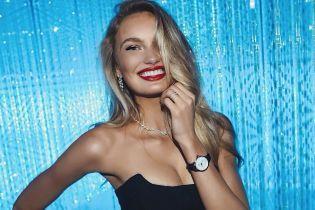 """""""Ангел"""" Victoria's Secret Ромі Стридж продемонструвала фігуру в нижній білизні"""