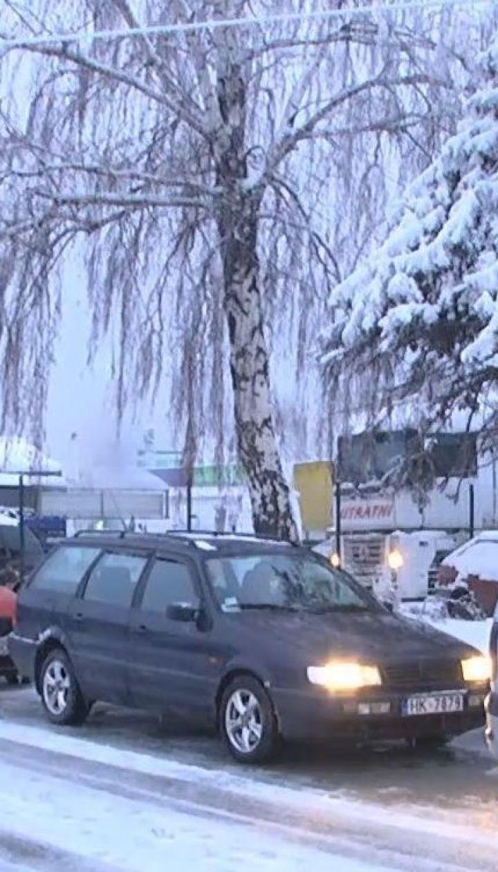 В Україні розмитнили перше авто на єврономерах за пільговими умовами
