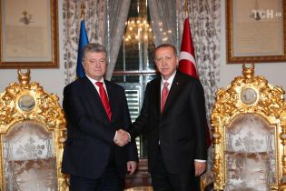 Эрдоган поднимет вопрос Украины на саммите G20 – Порошенко