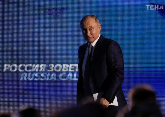 """Путін назвав захоплення українських кораблів """"невеликим інцидентом в Чорному морі"""""""