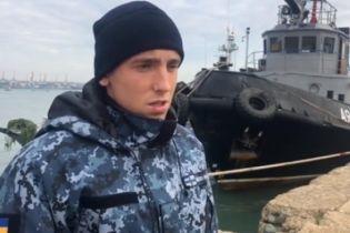 Батько полоненого українського моряка розповів про коротку розмову з сином та психологічний тиск на нього