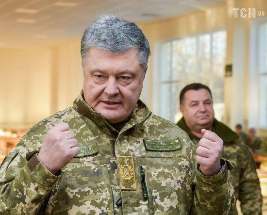 Порошенко назвав причини, з яких Росія напала на українські кораблі у Керченській протоці