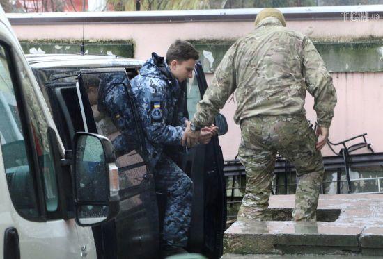 Росія має останній день, щоб надати ЄСПЛ всю інформацію про полонених українських моряків - Порошенко