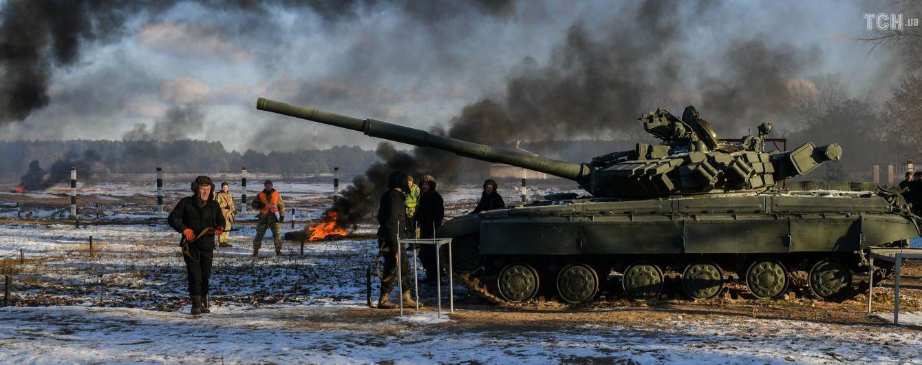 Українські військові провели навчання з оборони Маріуполя