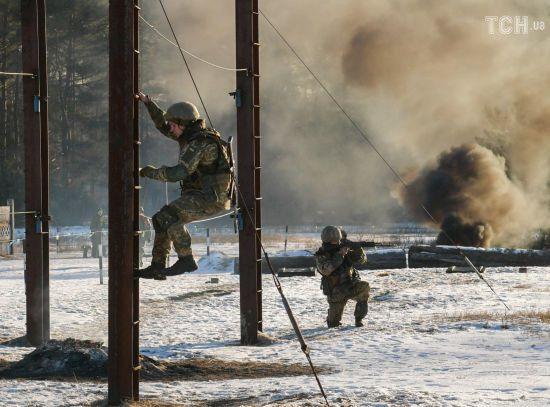 Воєнний стан запрацював: перша з бригад ЗСУ завершила бойове злагодження