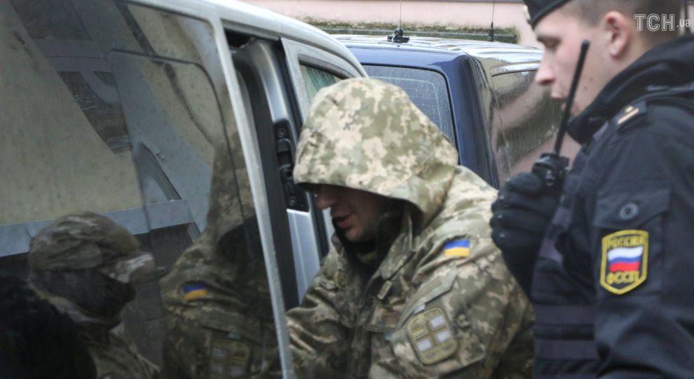 Росія не надала жодної довідки щодо стану поранених моряків, захоплених у Керченській протоці– омбудсмен