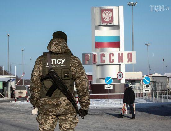 Росія не планує обмежувати в'їзд для українських чоловіків у відповідь