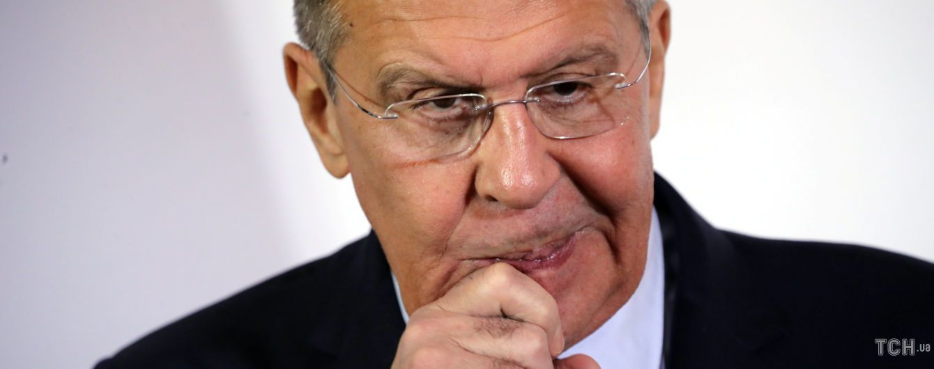 """""""Сильно засмучений"""". Лавров звинуватив Вашингтон у потуранні українській владі"""