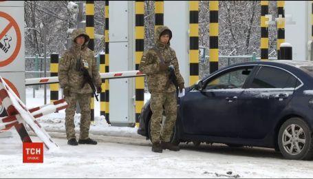 Пограничники Харьковской области перешли на усиленный режим несения службы