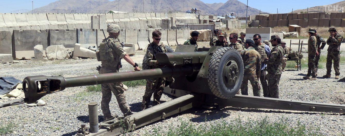 В Афганістані внаслідок вибуху придорожньої бомби загинули троє американських військових