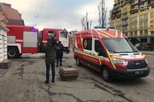 У Києві в будівлі Міністерства фінансів сталася пожежа