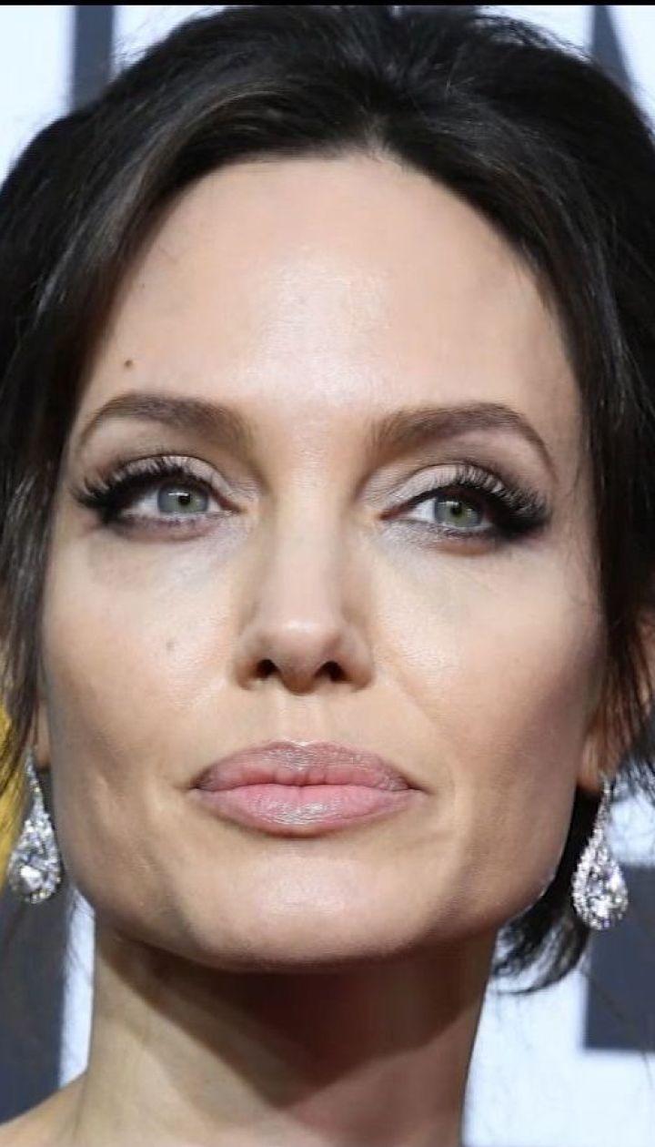 Анджеліна Джолі планує скоротити до мінімуму зустрічі Бреда Пітта з дітьми