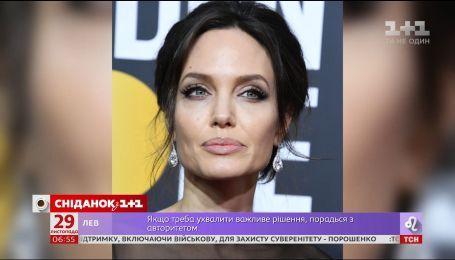 Анджелина Джоли планирует свести к минимуму встречи Брэда Питта с детьми