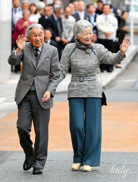 Император Акихито и императрица Митико_2