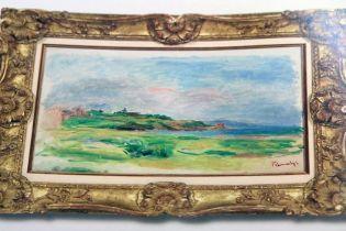 В Вене похитили 133-летнее полотно Пьера Ренуара в преддверие аукциона