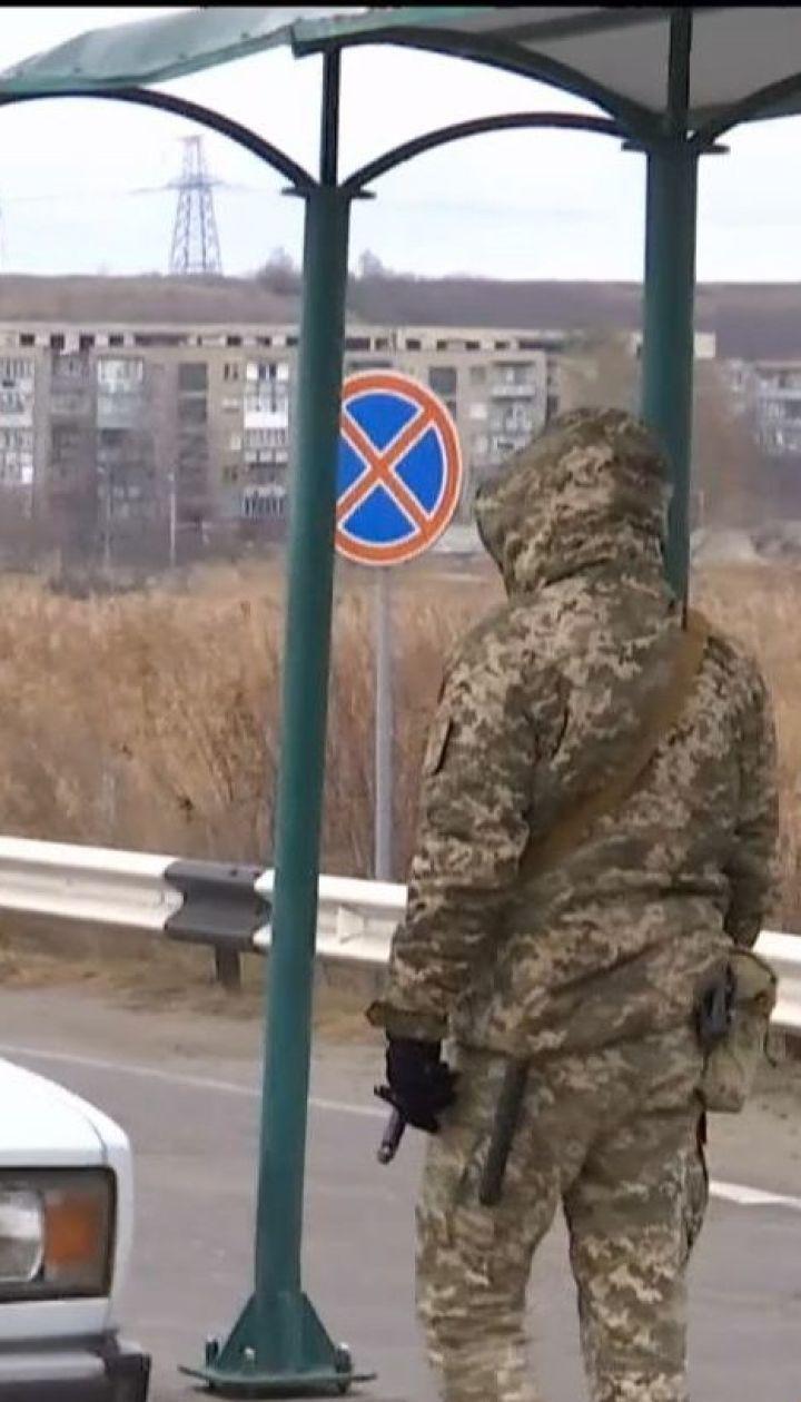 Прикордонників на Придністровській ділянці кордону з Молдовою перевели на повну бойову готовність