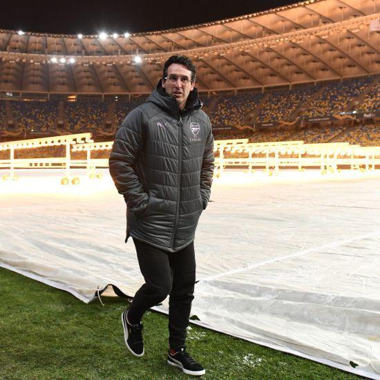"""Тренер """"Арсенала"""" сходив на """"Олімпійський"""" та похвалив УЄФА: Київ - більш зручне місто для комунікації"""