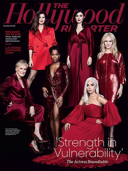 Обкладинка The Hollywood Reporter_4