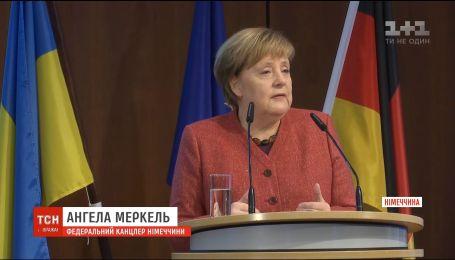 Германия не будет направлять корабли в Азовское море