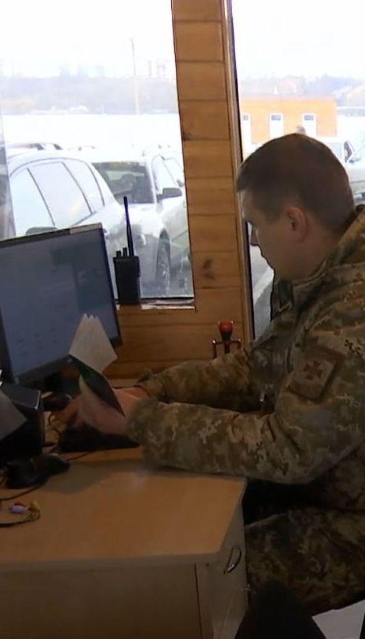 Прикордонники ретельніше перевіряють іноземців, які не можуть пояснити мету приїзду до України