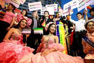 """""""Пишаюся, ким я є"""". У Таїланді ЛГБТ-спільнота влаштувала грандіозний парад"""