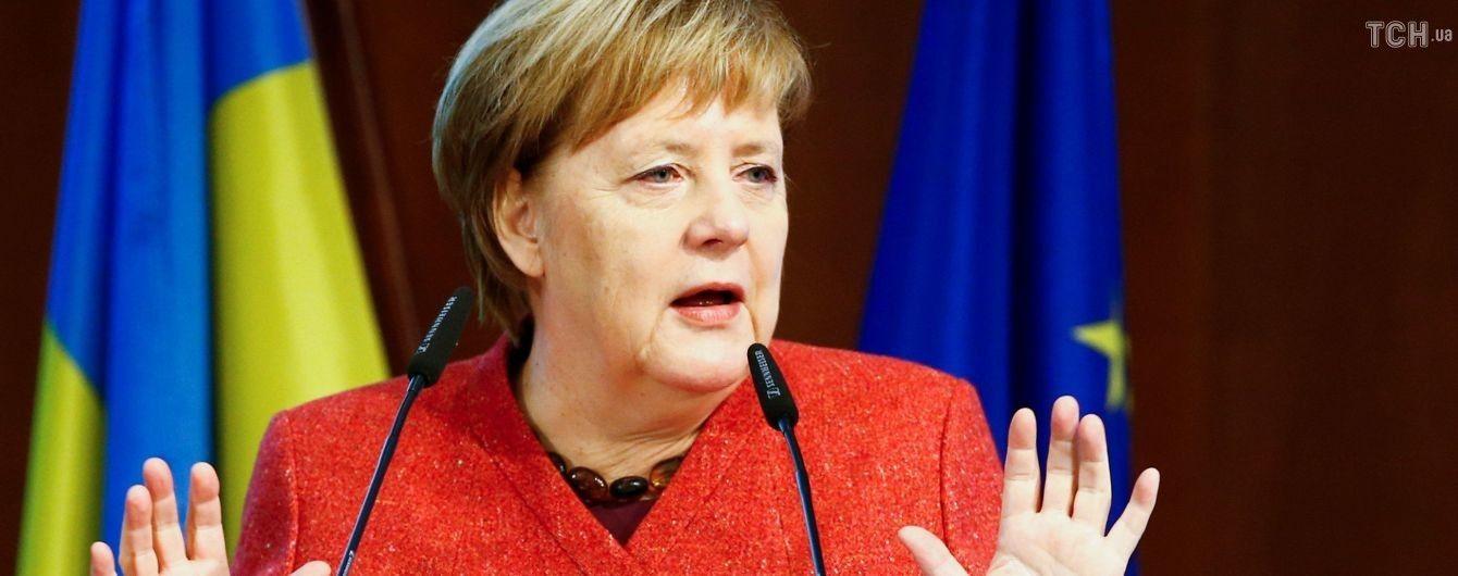 Меркель пропустить перший день саміту G20 через несправність Airbus і полетить в Аргентину рейсовим літаком
