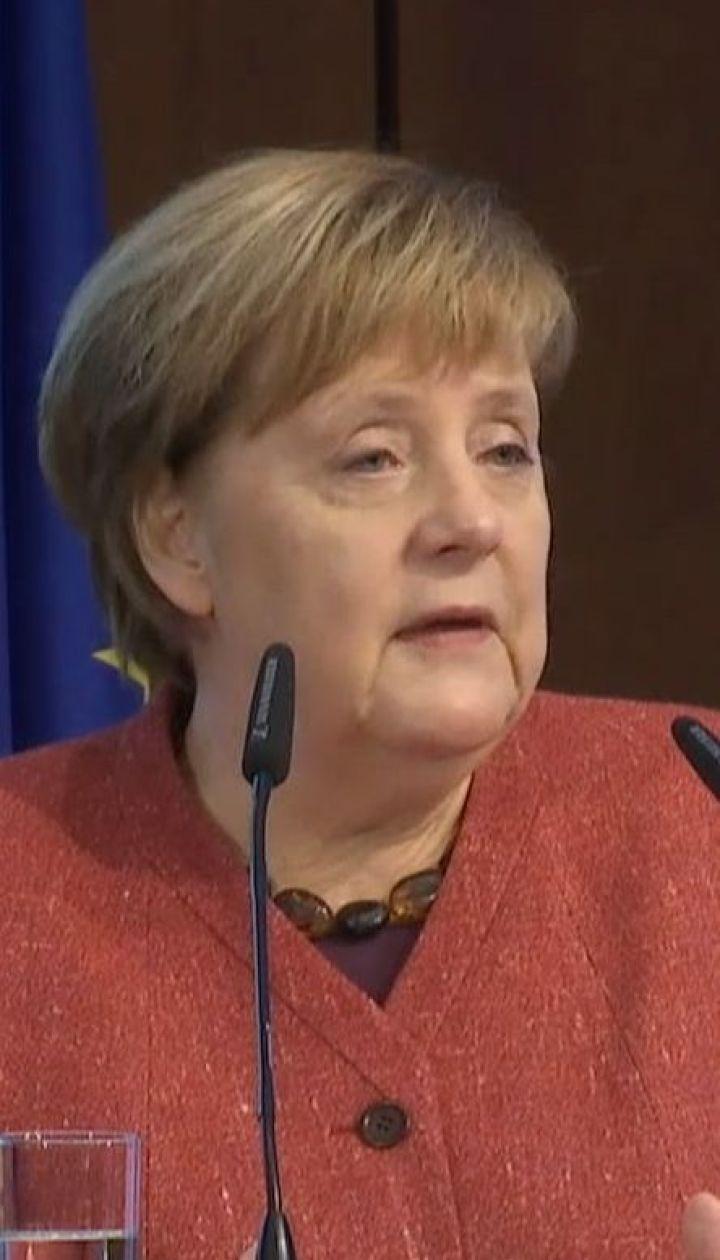 Німеччина відхилила прохання Порошенка гарантувати безпеку в Керченській протоці