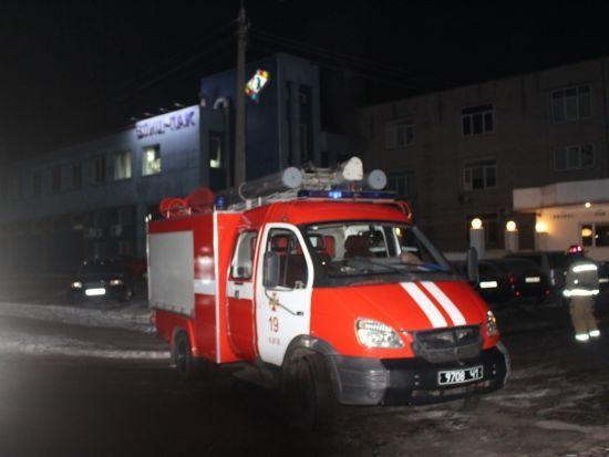 У Києві спалахнув цех друкарні з виробництва картонного пакування