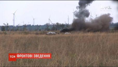 Сутки на фронте: один украинский воин был ранен, судьба еще одного неизвестна