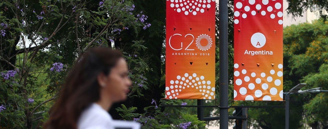 Убивство Хашоггі, торговельна війна та російська агресія. В Аргентині відкривається саміт G20