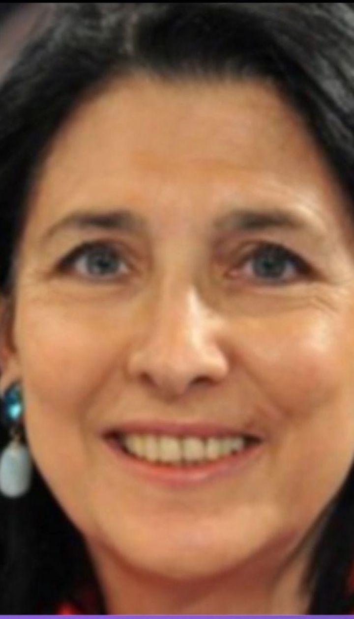 Первая женщина-президент в Грузии - история Саломе Зурабишвили