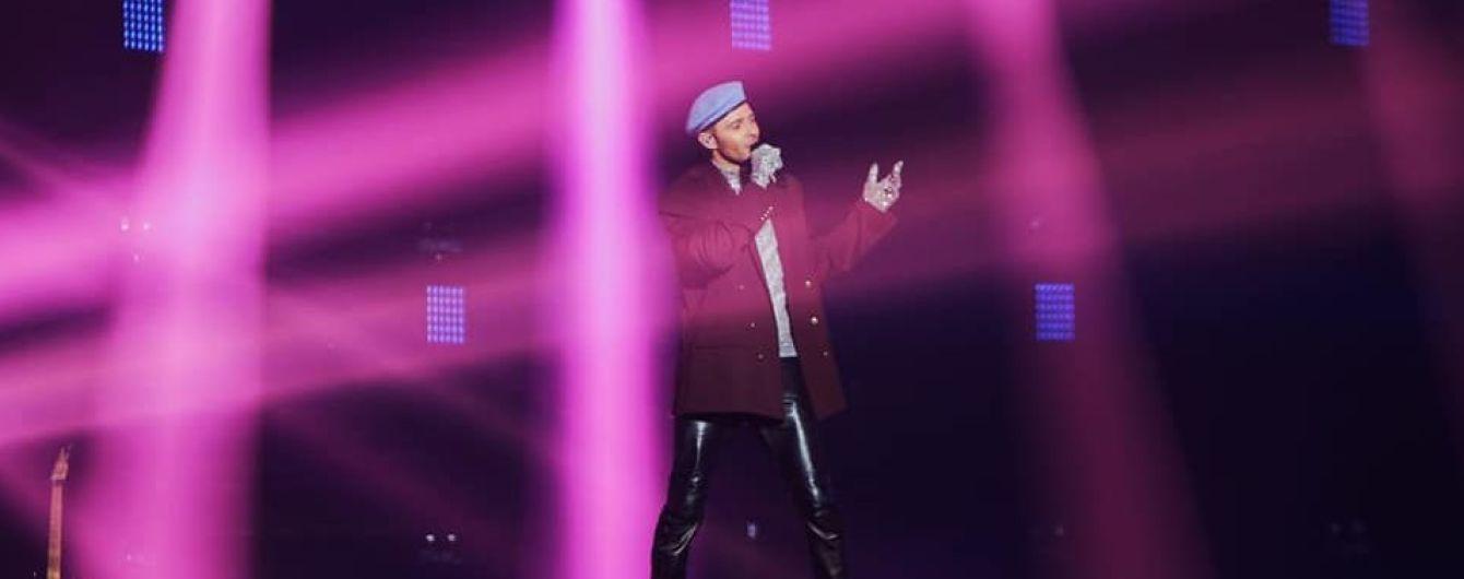 Перерізані дроти та мода 80-х: як минуло грандіозне шоу Макса Барських у Києві