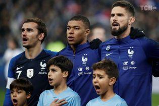 Гризманн Мбаппе. Семья во Франции назвала сына фамилиями двух футболистов сборной