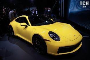 Автосалон у Лос-Анджелесі 2018: новий Porsche 911 серйозно оновив електроніку