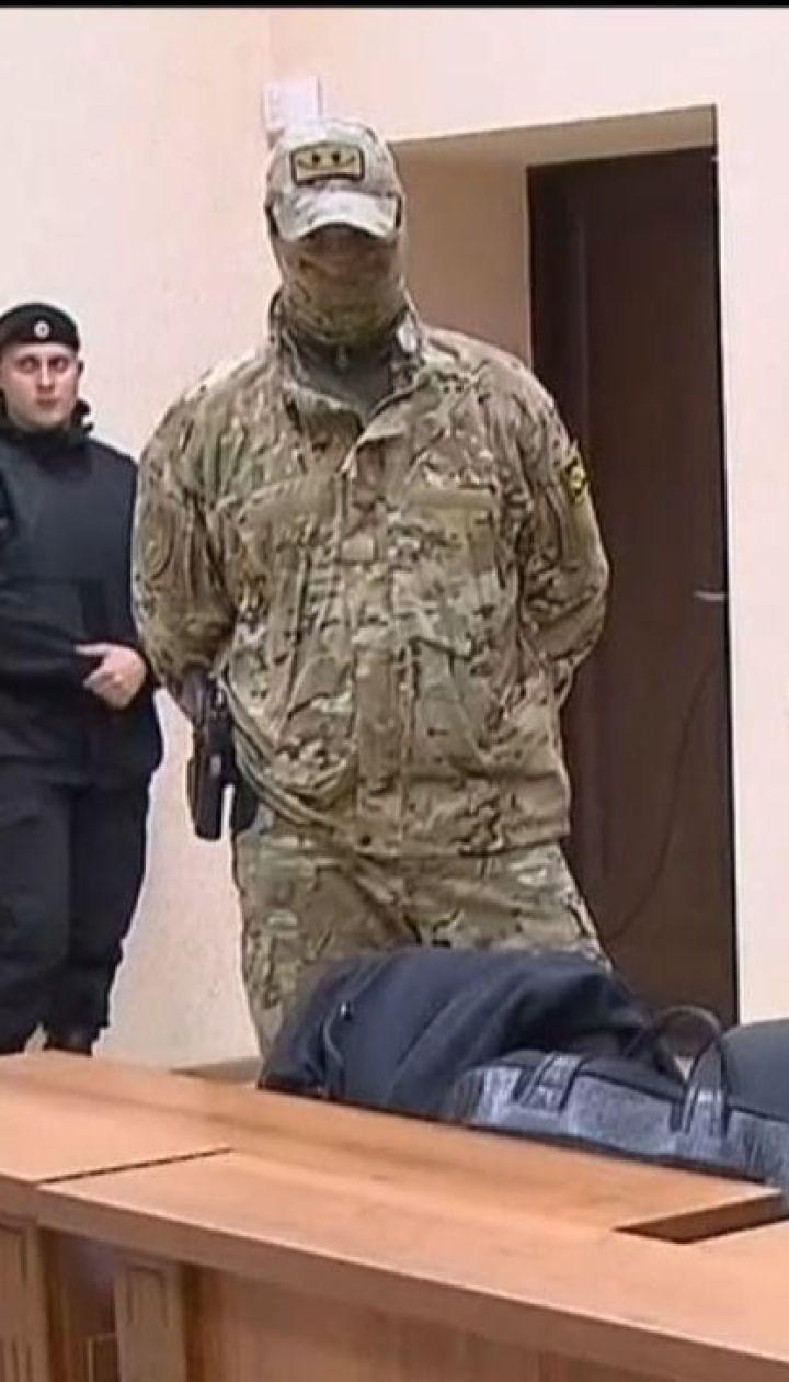 Усіх полонених українських моряків перевезли до Москви