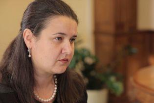 Министр финансов Макарова подала недостоверную декларацию. НАПК направило админпрокол в суд