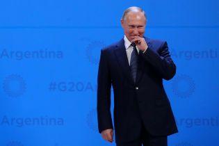 Путін зайнявся проблемою з переслідуванням російських реперів