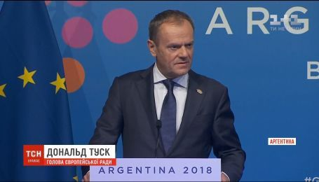 Дональд Туск заявил, что Евросоюз продлит санкции против России в декабре
